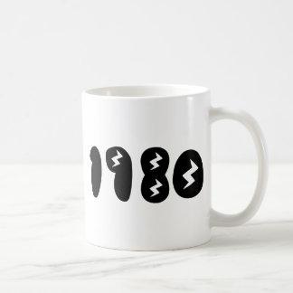 1980 BASIC WHITE MUG