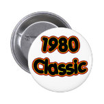 1980 Classic Buttons