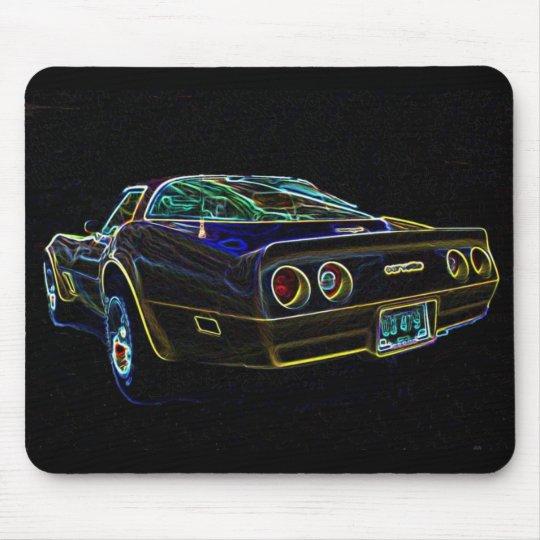 1980 Corvette Mouse Mat