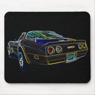1980 Corvette Mouse Pads