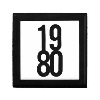 1980 GIFT BOX