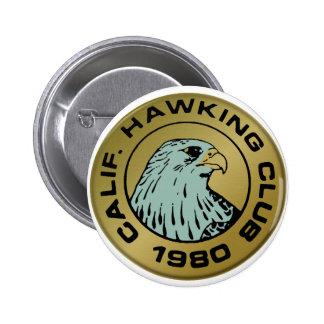 1980 Hemet 6 Cm Round Badge