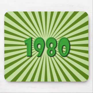 1980 MOUSE PADS