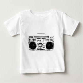 1980s Boombox Baby T-Shirt