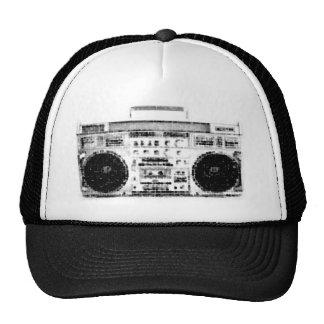 1980s Boombox Mesh Hat