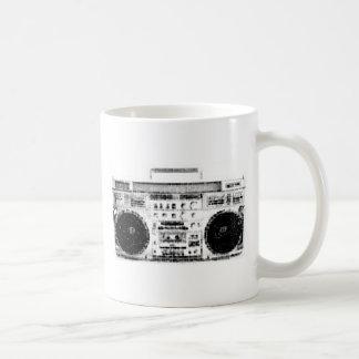 1980s Boombox Mug