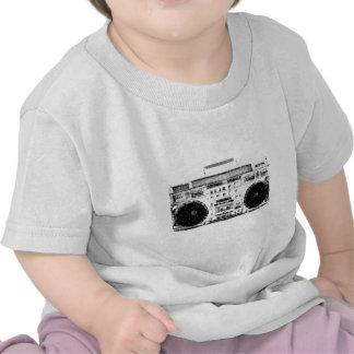 1980s Boombox Shirt
