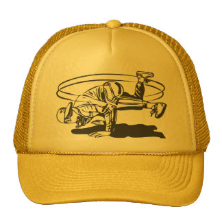 1980's Hip Hop Old School Breakdancing Cap