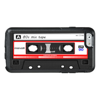 1980's Mix Tape OtterBox iPhone 6/6s Case