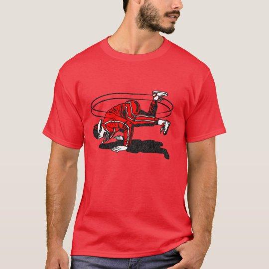 1980's Old School Hip Hop Breakdancer T-Shirt