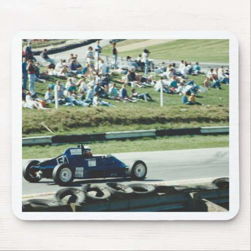1980s Single Seater Racing Mouse Pads
