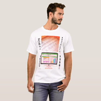 """1980s vs 2000s Accounting"" T-Shirt"