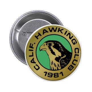 1981 Hemet 6 Cm Round Badge