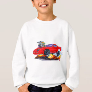 1982-92 Camaro Red Car Sweatshirt