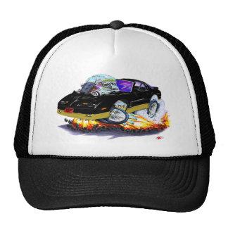 1982-92 Trans Am Black-Gold Car Trucker Hat