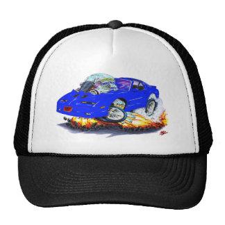 1982-92 Trans Am Blue Car Cap