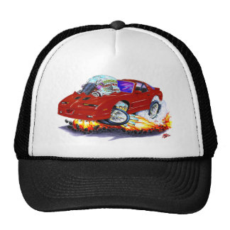 1982-92 Trans Am Maroon Car Cap