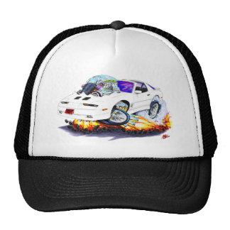 1982-92 Trans Am White Car Hat