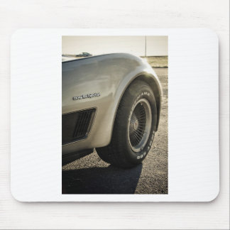 1982 Chevrolet Corvette Collector's Edition Wheel Mouse Pads