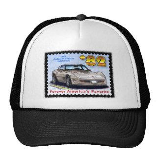 1982 Collector Edition Hatchback Corvette Mesh Hats