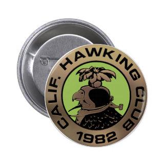 1982 Los Banos 6 Cm Round Badge