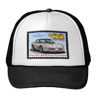 1982 Special Edition Corvette Mesh Hat