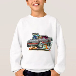 1983-88 Monte Carlo Grey Car Sweatshirt