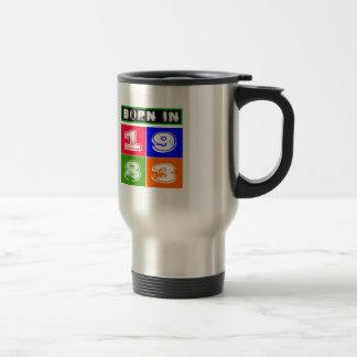 1983 Birthday Designs Coffee Mugs