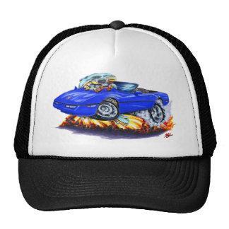 1984-93 Corvette Blue Convertible Cap
