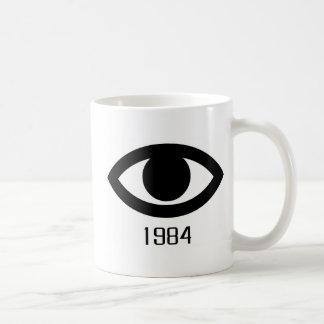 1984 BASIC WHITE MUG