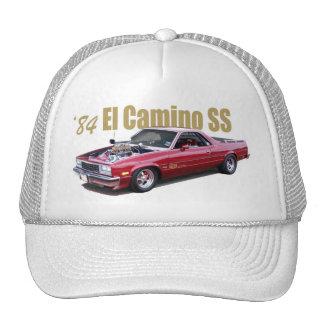 1984 ElCamino Super Sport Cap