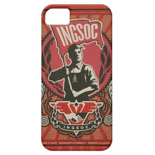 1984 Ingsoc Case-Mate Case iPhone 5 Case