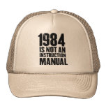 1984 is Not an Instruction Manual Hat