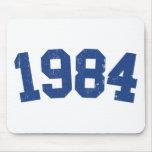 1984 Mousepad