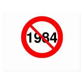 1984 POSTCARDS