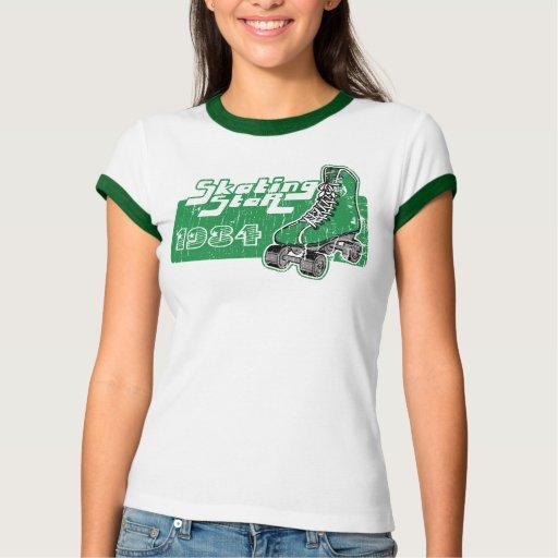 1984 Skating Star T-Shirt