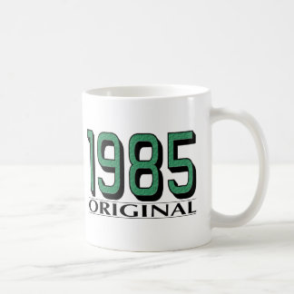 1985 Original Basic White Mug