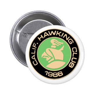 1986 Los Banos 6 Cm Round Badge