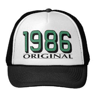 1986 Original Trucker Hats