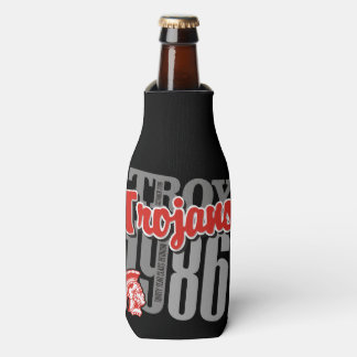 1986 Troy Trojans Bottle Cooler
