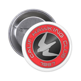 1987 Los Banos 6 Cm Round Badge