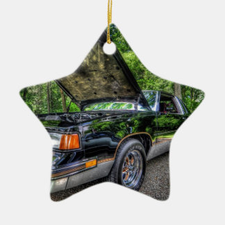 1987 Olds 442 Christmas Ornament