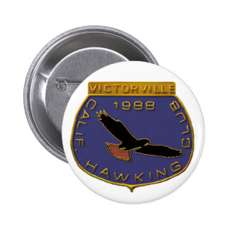 1988 Victorville Pinback Buttons