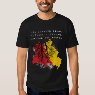 1989-2009: 20. Years fall of the wall Tshirts