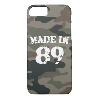 1989 Made In 89 iPhone 7 Case