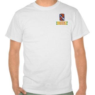 198th Infantry Brigade CH-47 Chinook Pilot Shirt
