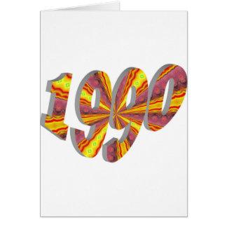 1990 CARDS