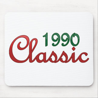 1990 Classic Mouse Pad