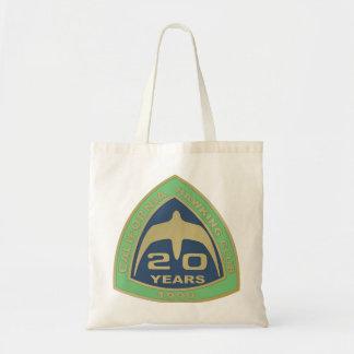 1990 Los Banos Tote Bag
