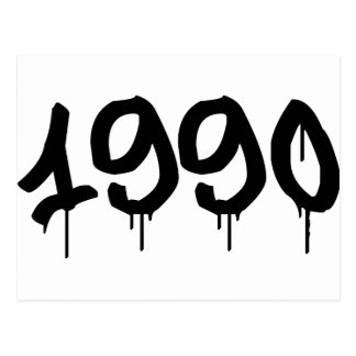 1990 POSTCARD